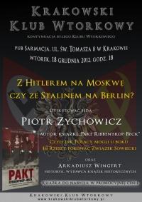 Z Hitlerem na Moskwę czy ze Stalinem na Berlin?